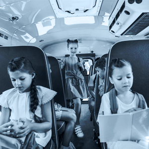 Перевозка детей | Аренда автобуса с водителем